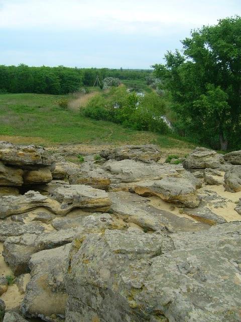 Каменные Могилы. О чем не говорят.