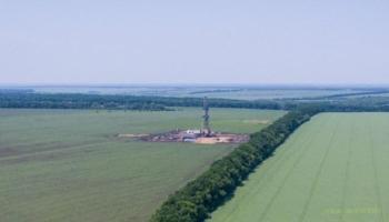 На Харьковщине открыли третье в этом году месторождение газа