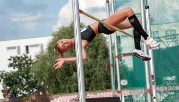 Українські легкоатлети вибороли 4 «золота» на Gloria Cup