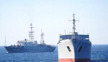 Корабли ВМС ВСУ завершили переход из Черного моря в Азовское