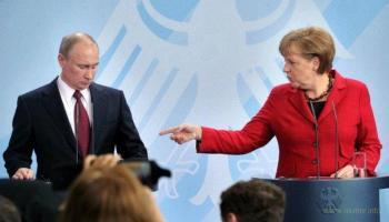 Меркель согласилась закупать американский газ