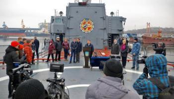В Украину прибудут ВМС Британии для совместных учений