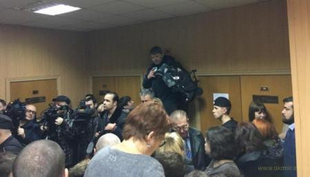 Украинские моряки на «суде» в Москве отказались давать показания