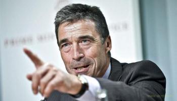 Экс-генсек НАТО Расмуссен как и Пауло Коельо не поддерживал Вану