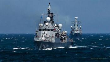 В Черное море войдет флагман Постоянной противоминной группы НАТО