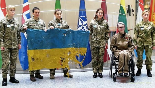 «Невидимый батальон» - Эти девушки смотрели нам прямо в сердце