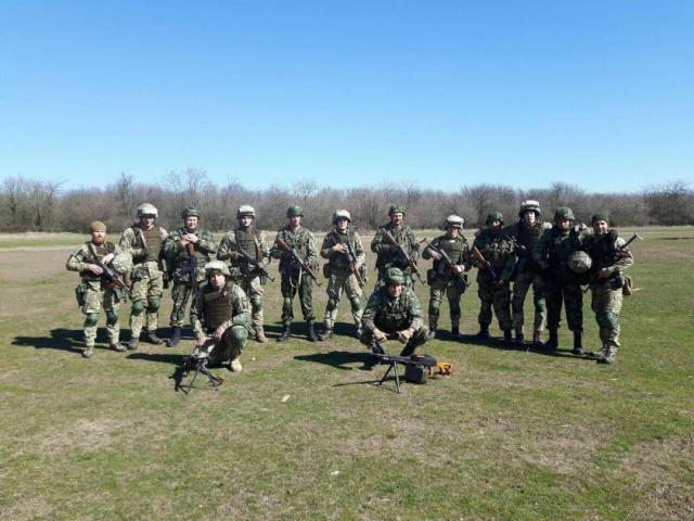 Українські морпіхи взяли участь у навчаннях НАТО Platinum Eagle-2019