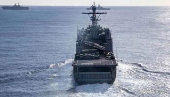 """До Одеси прибув фрегат НАТО """"Торонто"""", очікують на """"Санта Марію"""""""