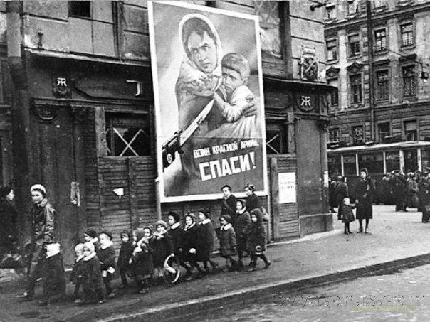 """Чудовищная правда о """"блокаде"""" Ленинграда: Город был битком забит продовольствием"""
