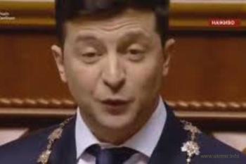 Зеленский обменяет суверенитет Украины на ПриватБанк для Коломойского