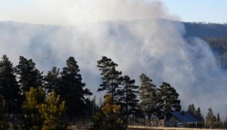 На Байкале загорелся входящий в список ЮНЕСКО национальный парк