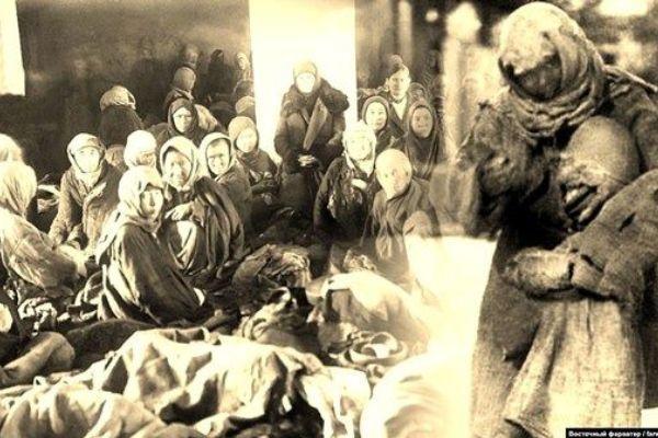 Время людоедов. Как в голоде рождался советский человек