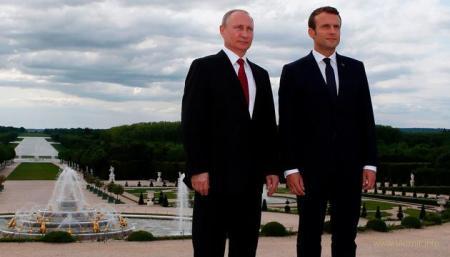 Путин и Макрон обсудят ситуацию в Украине. Без Зеленского