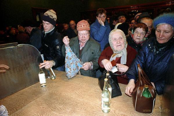 Почему в СССР люди были обречены на нищету