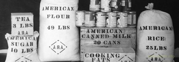 США столетиями спасали Россию от голода