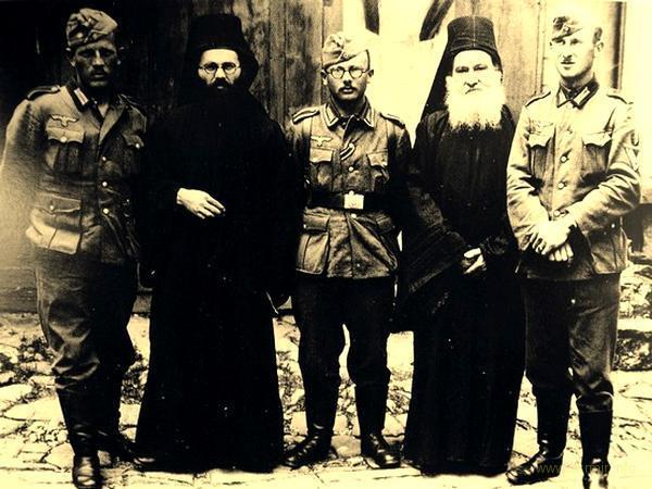 Они молились за фюрера. Как РПЦ поддерживала Гитлера