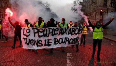 Франция вышла на российский след в организации событий осени 2018 года