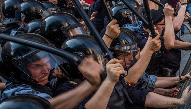 РФ скоропостижно превращается в полицейскую территорию