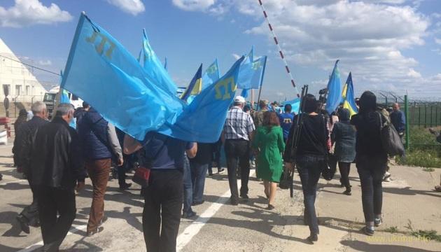 Чубаров призвал народных депутатов на Марш достоинства на оккупированный Крым
