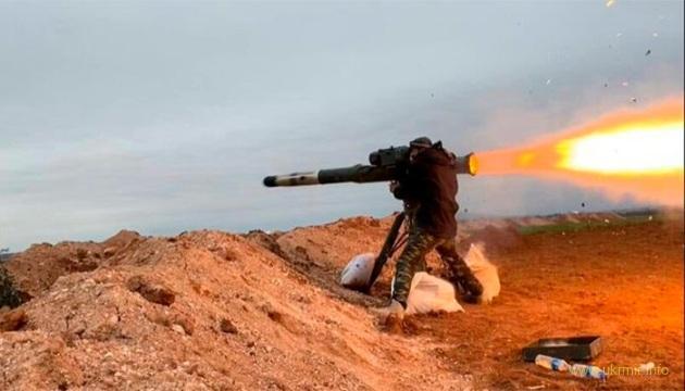 Турецкие войска взяли под контроль Нейроб. Сбиты 2 беспилотника РФ