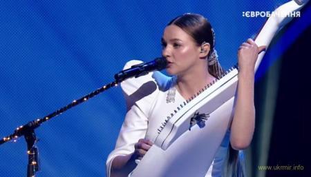 До фіналу нацвідбору Євробачення-2020 з тріумфом увірвалась бандуристка Круть!