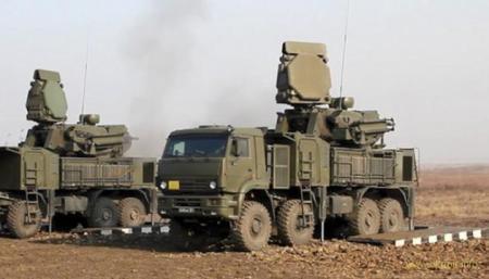 СМИ сообщили об уничтожении всех «Панцирей» РФ в Ливии