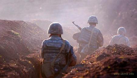 Азербайджан начал контрнаступление в Нагорном Карабахе