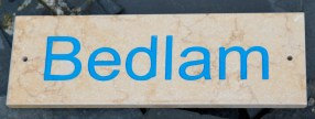 Light Sunny Gold Marble ref - 1311.SS.001 www.sign-maker.net/stone/marble-granite-signs.html