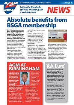 BSGA Newsletter 55