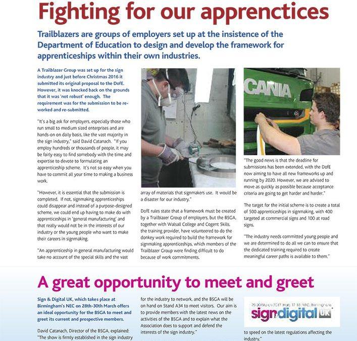 BSGA Newsletter Issue 64