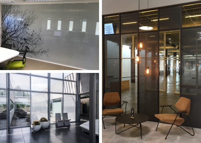 World's first self-adhesive transparent window fabric added to Architextural's portfolio