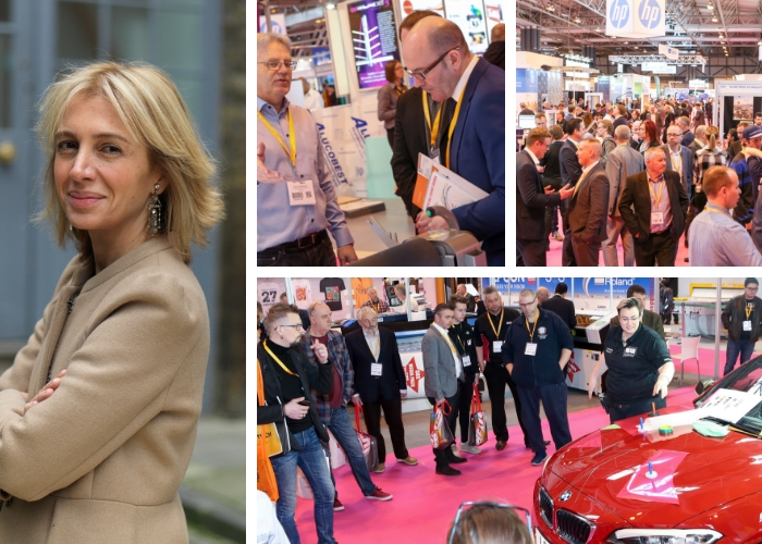 Exhibitor news announced ahead of next week's Sign & Digital UK 2019