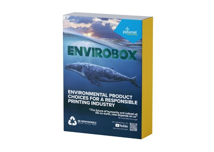 Pyramid Display Materials Launch New Envirobox Concept