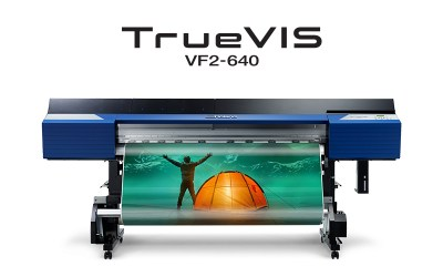 Print Reinvented: Roland DG takes colour to the next level with TrueVIS VF2-640