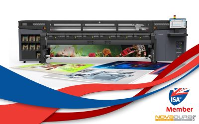 ISA-UK Member NovaDura has new printers on line