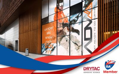 ISA-UK Member, Drytac announces UK launch of Polar Choice monomeric PVC film range
