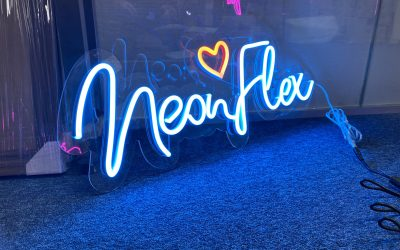 ISA-UK Member The Sign Group expands their range of industry leading faux neon