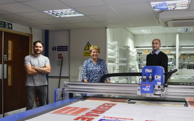 ISA-UK member isGroup announces investment in new machinery and factory expansion
