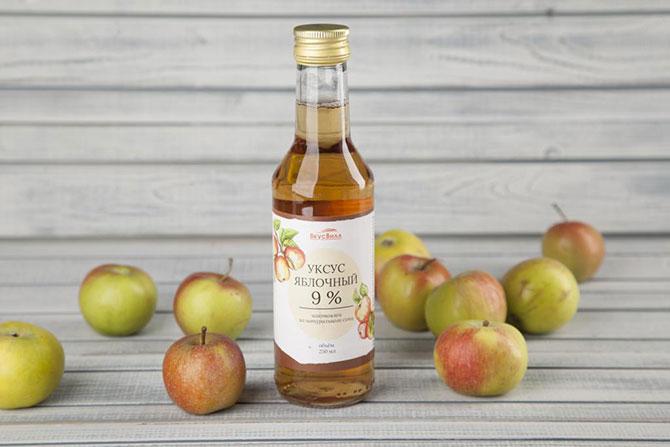 utilizarea oțetului de mere pentru varicoză
