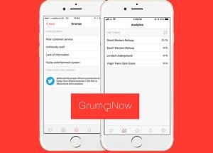 Public transport woes? Feeling grumpy? New app urges you to 'GrumpNow'
