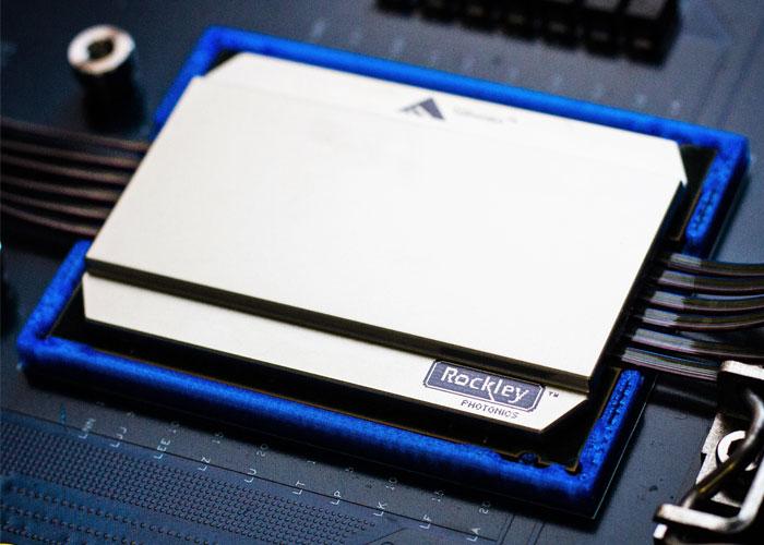, Rockley Photonics Announces Completion of Silicon Photonics Platform for Advanced Sensing Applications