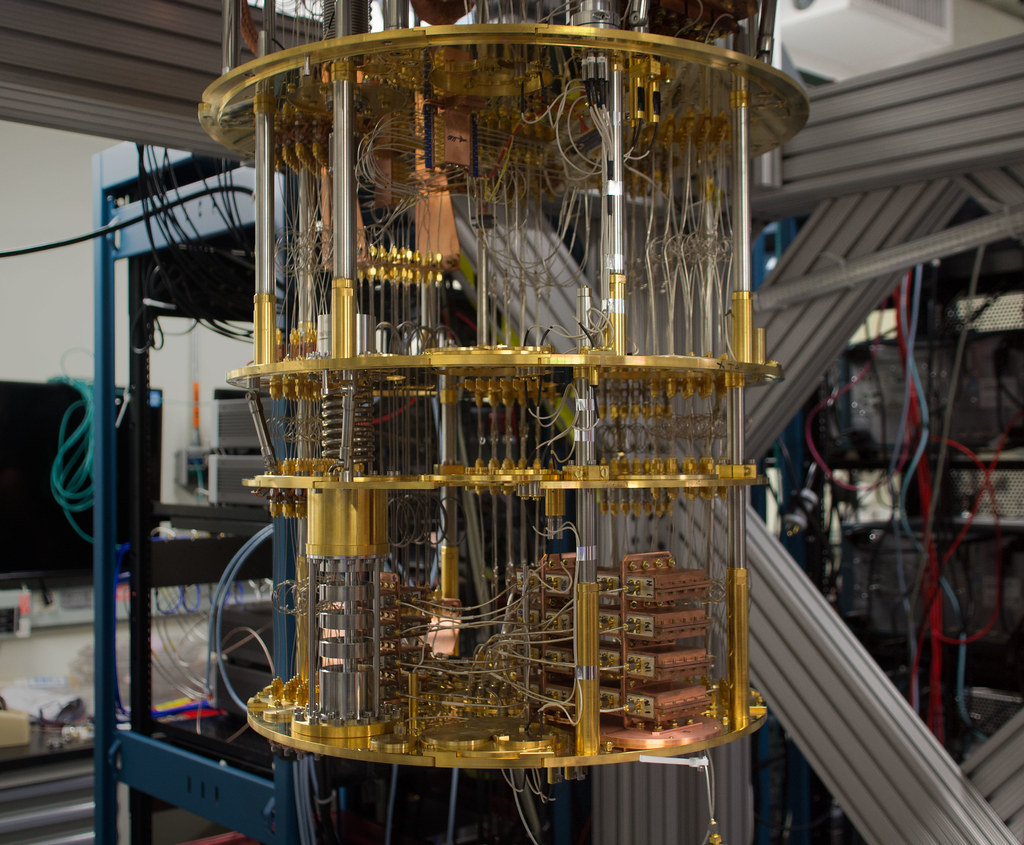 The Race for Quantum Computing Supremacy