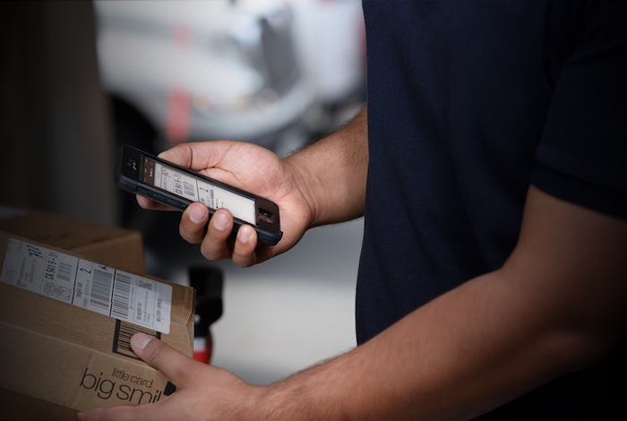 Yodel shifts into high gear with super-fast smartphone scanning app powered by Scandit