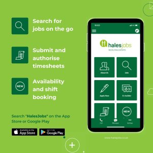 Leading UK Staffing Firm Announces Launch of Brand-New App