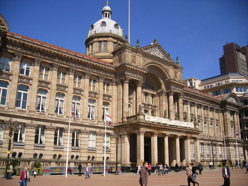 Birmingham City Council Heads for the Hybrid Cloud with Nutanix