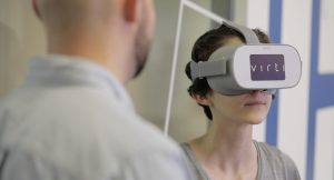 VR training for care workers dramatically improves infection control