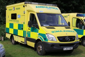Ambulance service speeds up tracking of life-saving equipment
