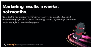 Digital Kungfu delivers marketing results in weeks, not months