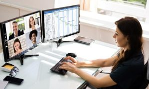 Home workers with poor internet have wasted 17.5 working days in past year