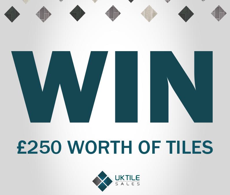 win 250 worth of tiles